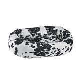 Bowsers Donut Bed, Cow Print