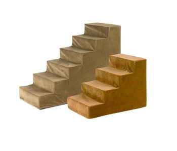 Bowsers Pet Steps, Platinum Fabrics