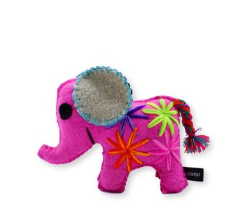 Collarist Elephant Toy