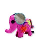 Collarist Pink Elephant Toy