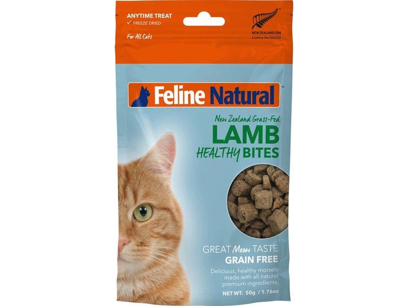 Feline Natural Lamb Healthy Bites