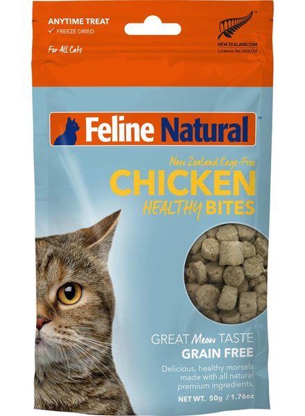 Feline Natural Chicken Healthy Bites