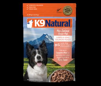 K9 Natural Raw Lamb & King Salmon Feast