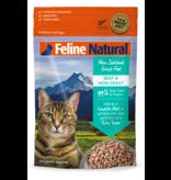 Feline Natural Beef & Feast