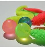 Dezi & Roo Wiggly Worm Ball