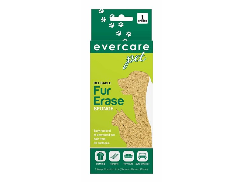 Evercare Pet Hair Removal Sponge