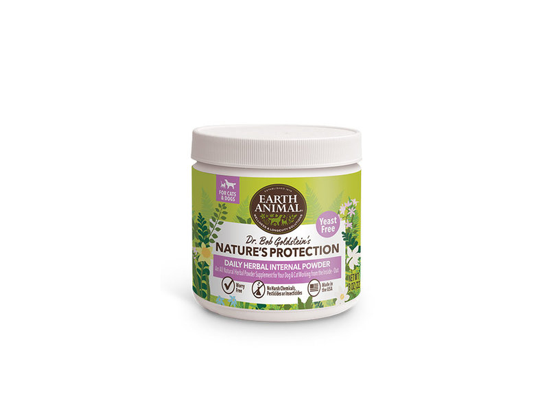 Earth Animal Flea & Tick Herbal Internal Powder