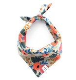 The Foggy Dog Rosa Floral Bandana
