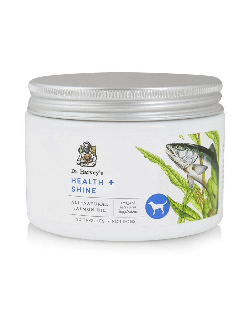 Dr. Harvey's Health & Shine Fish Capsules