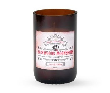 Rescued Wine Soy Candle, Spirits Collection