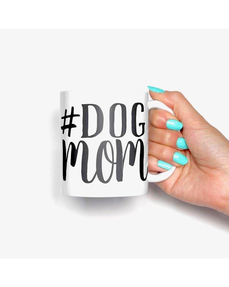 The Dapper Paw Dog Mom Coffee Mug