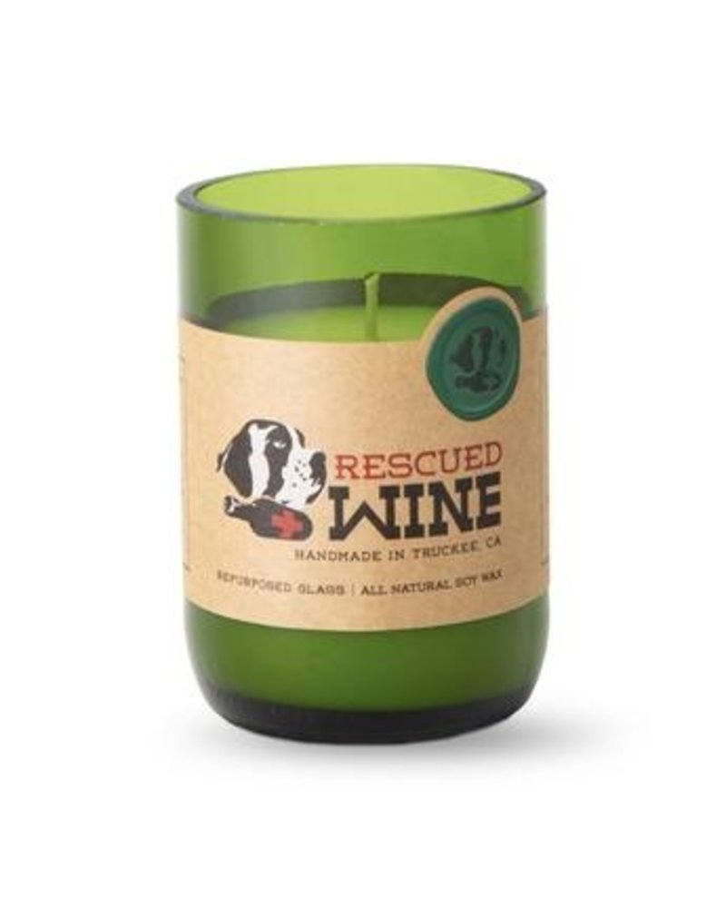 Rescued Wine Soy Candle