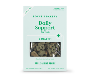 Bocce's Bakery Breath Aid Functional Treats