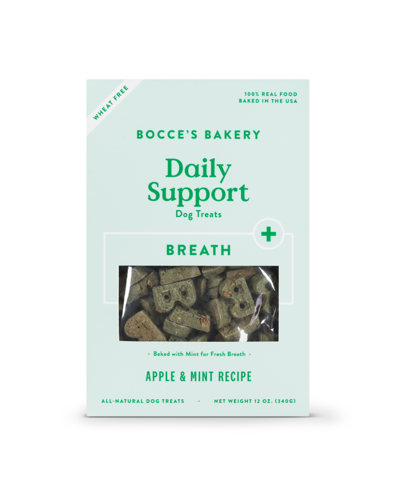 Bocce's Bakery Functionals Daily Support Breath