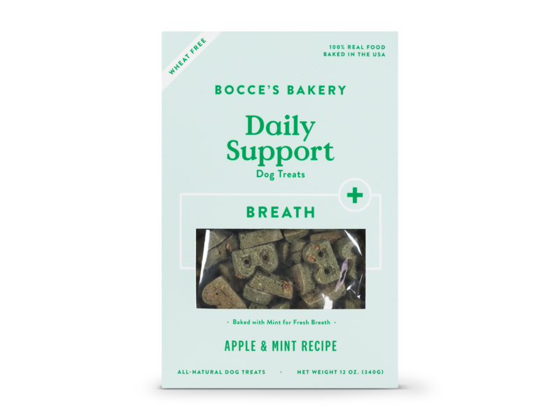 Bocce's Bakery Breath Aid Functional Treats