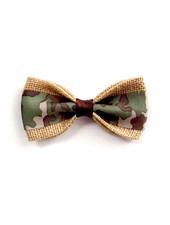 FEED Burlap Bow Tie, Camo