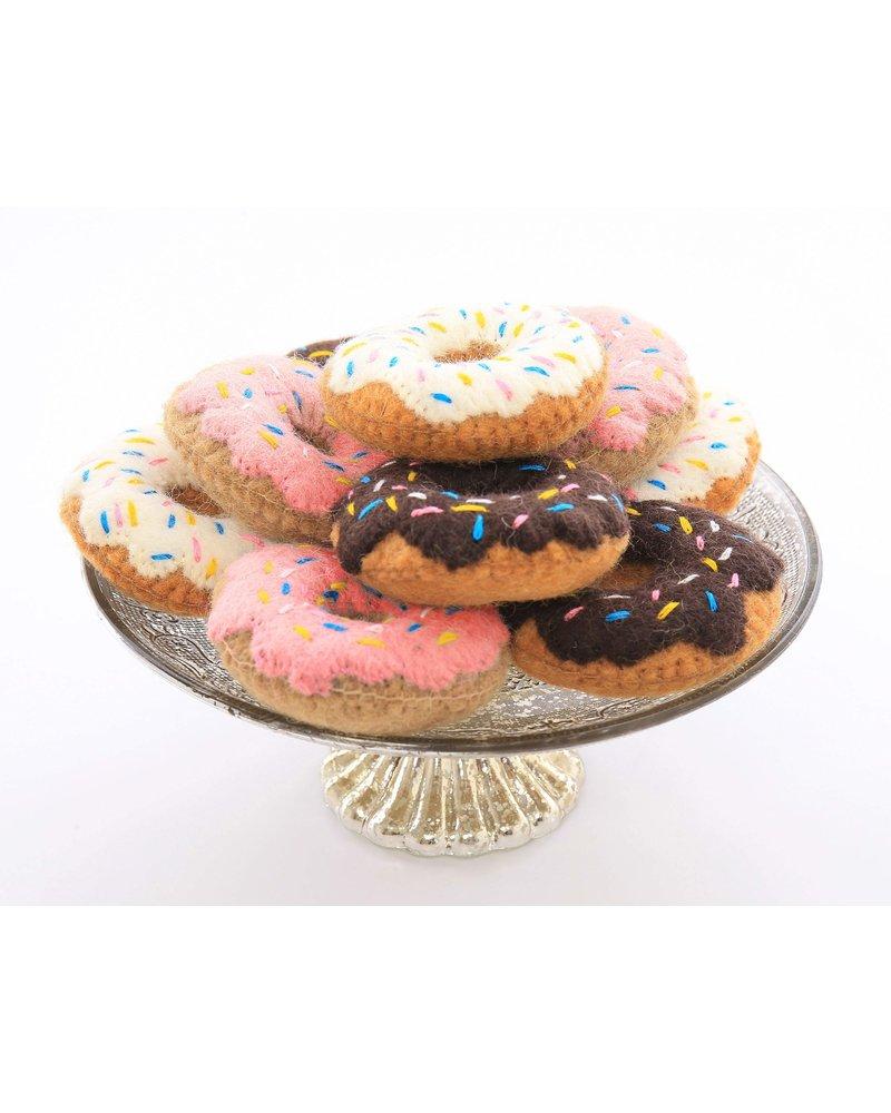 The Foggy Dog Donut Cat Toy