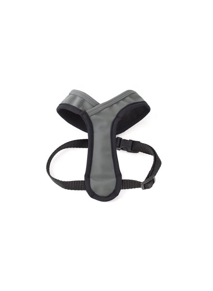 Wildebeest Laguna Soft Fit Dog Harness - Charcoal