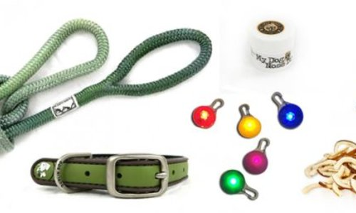 The Travel Hound: Gifts for dogs on the go