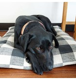 The Foggy Dog Buffalo Check Plaid Pillow Bed