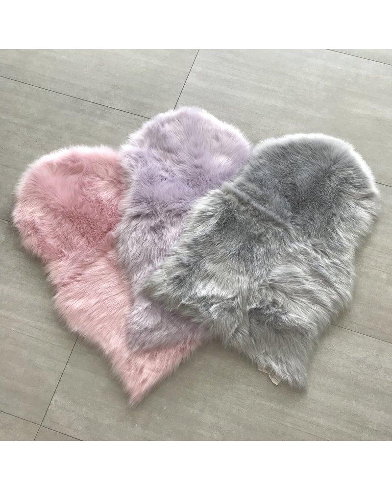 FEED Sheepskin Faux Fur Crate Mat