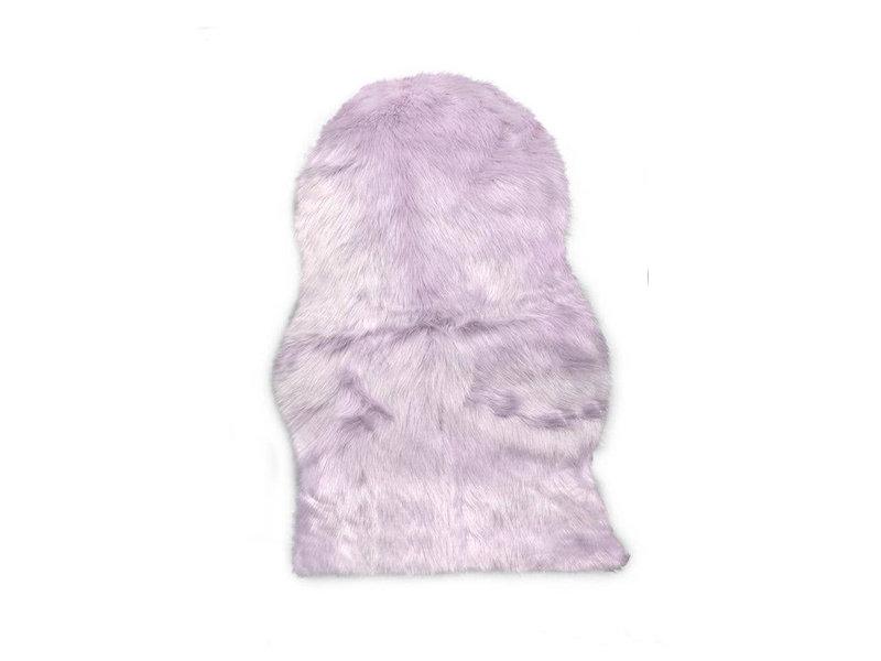 Sheepskin Faux Fur Crate Mat
