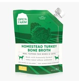 Open Farm Bone Broth, Turkey 12oz