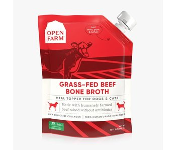 Open Farm Bone Broth, Beef
