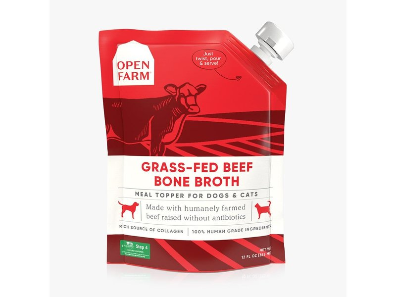 Open Farm Bone Broth, Beef