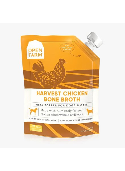 Open Farm Bone Broth, Chicken