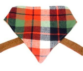 The Modern Mutt Tartan Plaid Pet Bandana