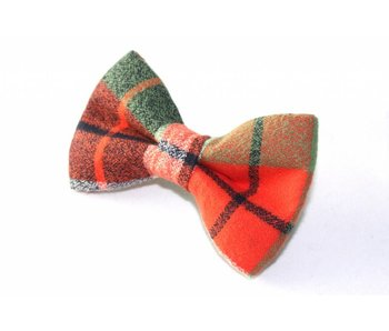 The Modern Mutt Bow-Tie, Tartan