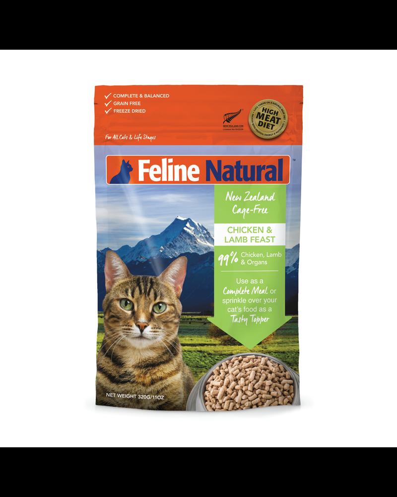Feline Natural Chicken & Lamb Feast