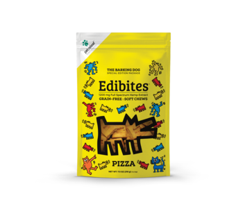 Pet Releaf Keith Haring NYC Dog Treats, Downtown Pizza