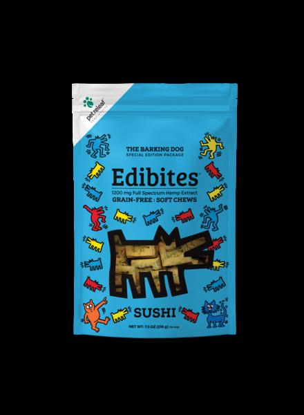 Pet Releaf Keith Haring Edibites, Uptown Sushi