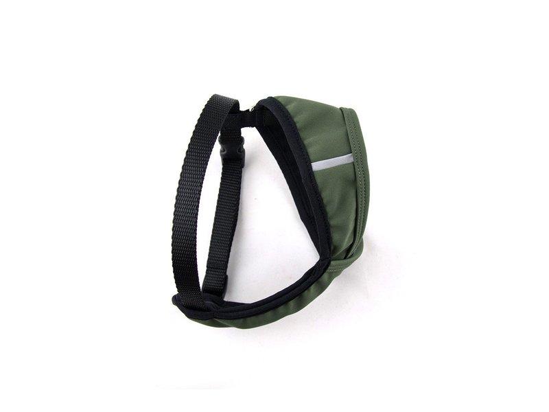 Wildebeest Laguna Soft Fit Dog Harness - Olive