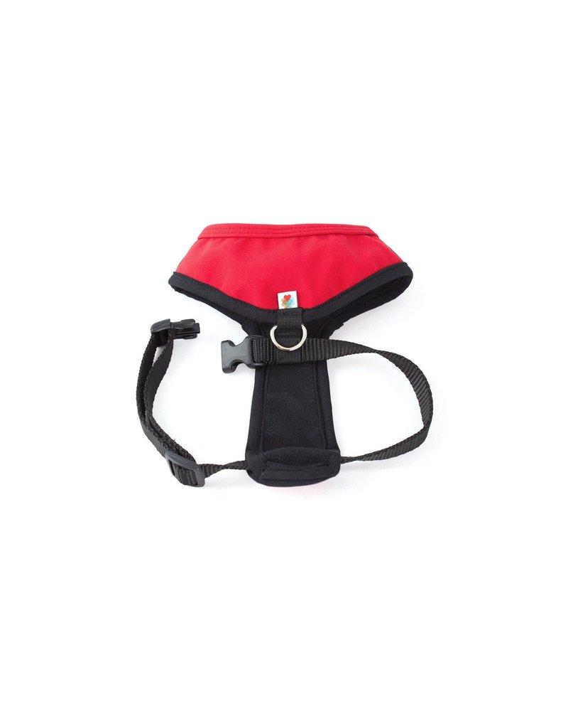 Wildebeest Laguna Soft Fit Dog Harness - Red