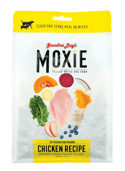 Grandma Lucy's Moxie Chicken