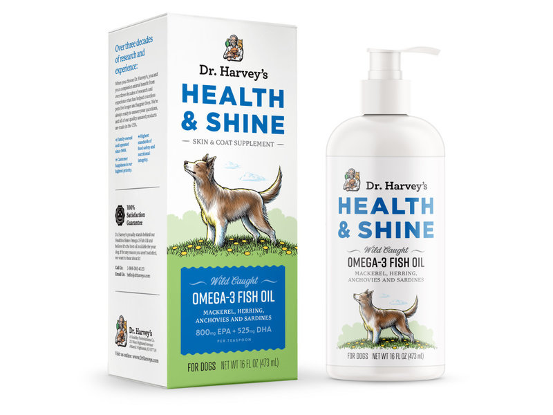 Dr. Harvey's Health and Shine Oil - Omega-3