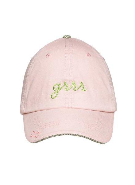Grrr Baseball Cap, Pink