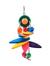 Scooter Z's Funny Flora Bird Toy