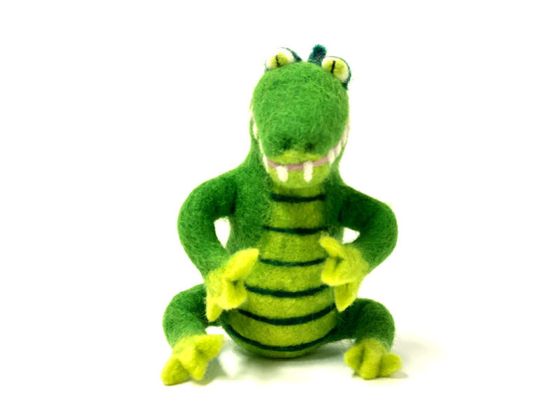 The Winding Road Alligator Toy