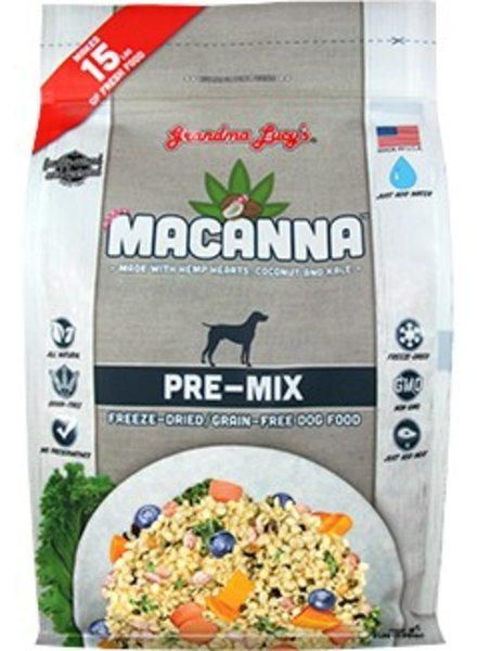 Grandma Lucy's Macanna Pre-Mix