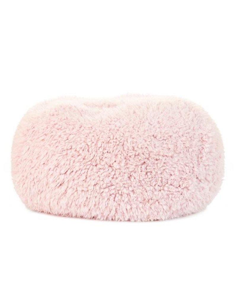Modern Beast Pod Bed, Blush Pink