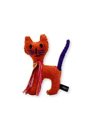 Collarist Woolen Toy, Cat