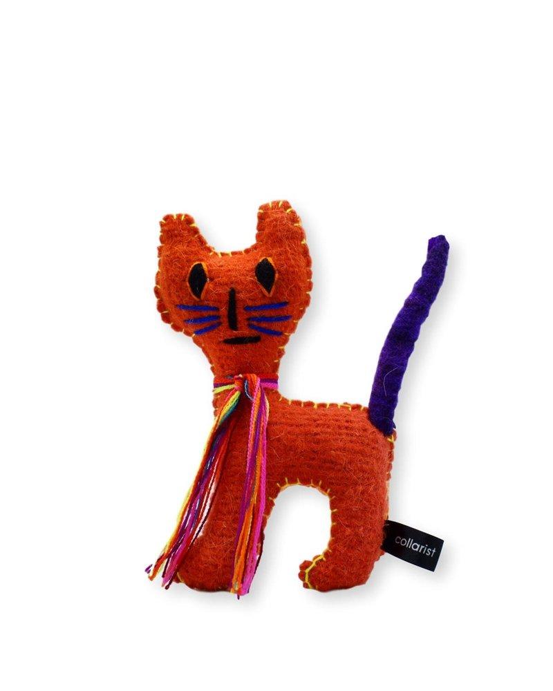 Collarist Woolen Toy, Cat