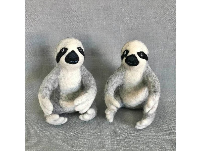 The Winding Road Wool Sloth