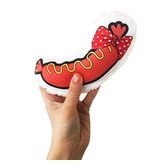 Woof + Wonder Co. Holiday Sausage Toy