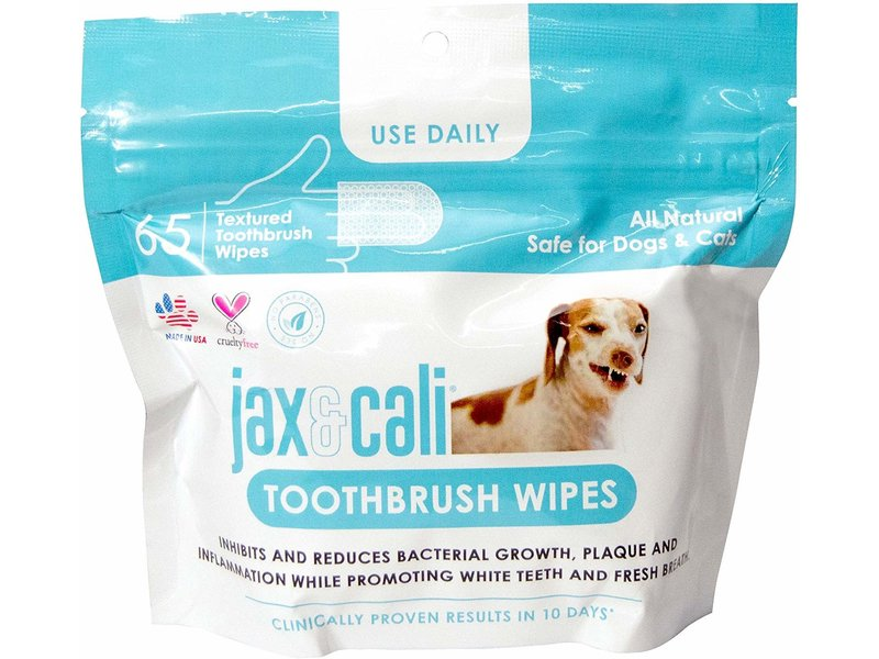 Jax & Cali Jax and Cali Tooth Wipes