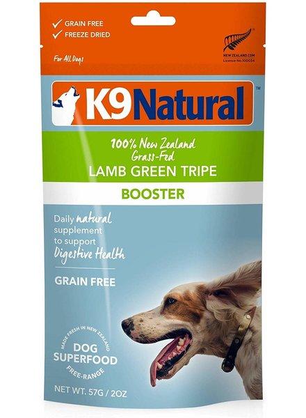 K9 Natural Lamb Green Tripe Freeze Dried Booster
